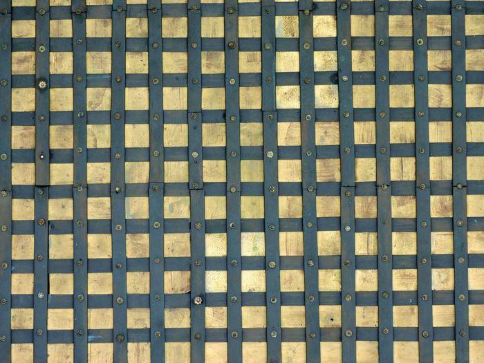 Metal lattice