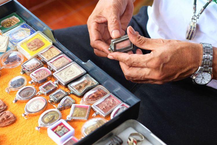 Thai amulet and