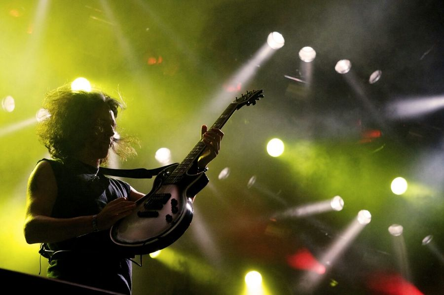 Testament Live Festival