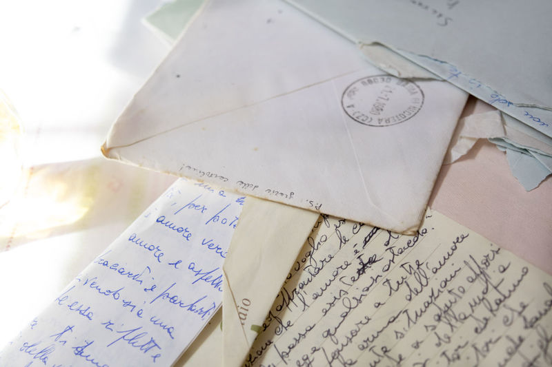 old handwriting love letters Love Post Ballpoint Biro Close-up Correspondence Correspondence Envelope Handwriting  Letter Longhands Mail Paper Pen Rubber Stamp Sheed