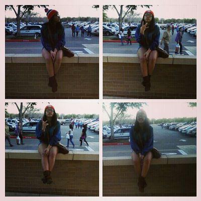 mall earlier