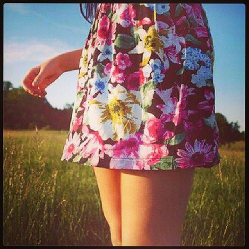 Floraldress Summer