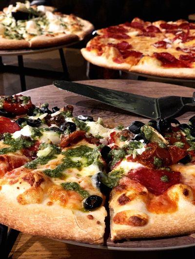 Food Pizza Food
