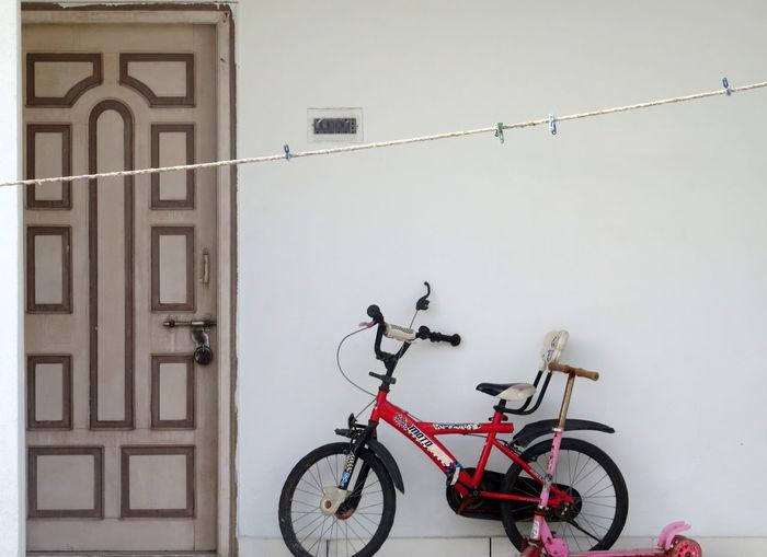 Non Living Door
