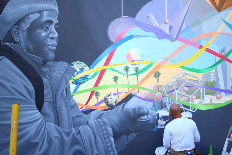 Urban Art, Public Art Mural