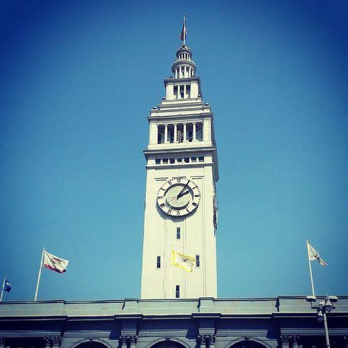 Sfo Ferrybuilding 100happydays Sanfrancisco california