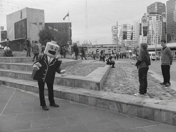 Federation Square #Melbourne