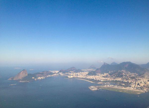 Aeroporto Santos Dumont e a cidade do Rio De Janeiro Brazil Landscape Beatiful Pão De Açucar Sugarloaf Rio EyeEm Rio Vista Aérea