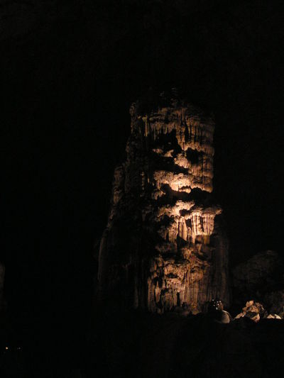 """National Park """"Grutas de Cacahuamilpa"""" Artificial Light Caverns Mexico Beauty In Nature Caves Grottoes Light And Shadow Nature Rocks Stalactites Travel Destinations"""