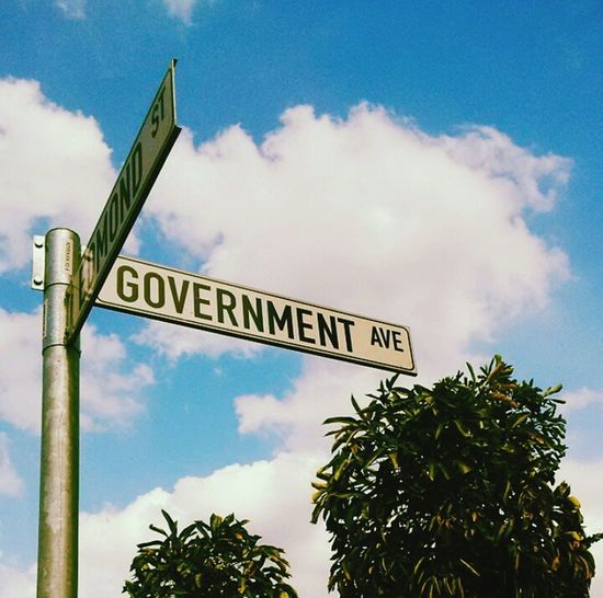 Getting Creative Government_avenue Pretoria_south Africa