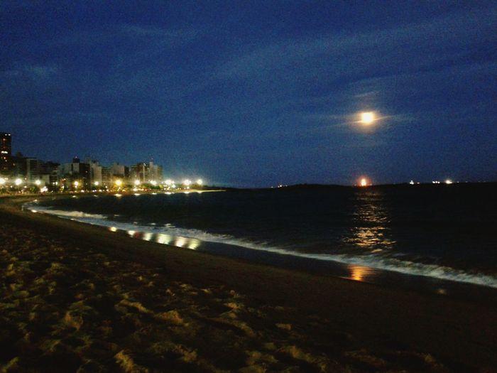 Praia da Costa- Vila Velha,ES BR ✌?? Relaxing Being A Beach Bum Sea Taking Photos First Eyeem Photo