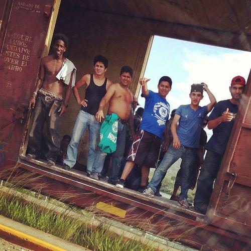 De Centroamérica pa' los United Teapa Treeeeen Chuchu Onedirection