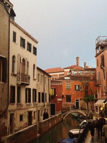 Rainy Days Venezia Venice, Italy Canal Europe Summer Adventure Bonjourno Mediterranean