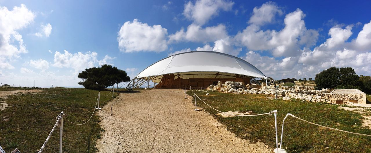 Shelter for Hagar Qim Temples