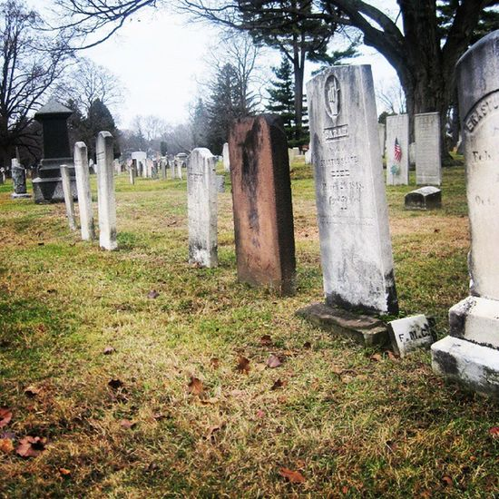 Cemetery NoHope