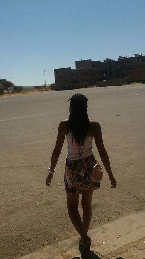 Walking away Walking Away Namibia Stefanie Garises Juikk