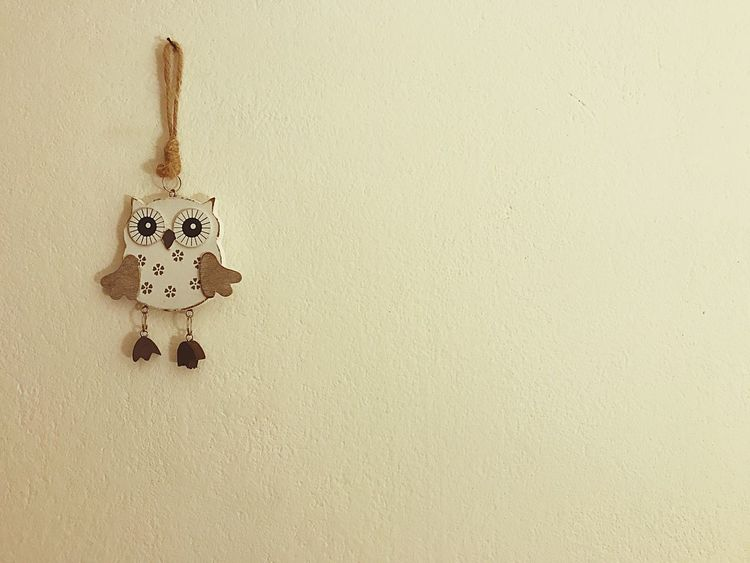 Howl Wood - Material Decoration Wall - Building Feature Indoors  Animal Representation Copy Space No People Christmas Hanging Christmas Decoration Close-up Day