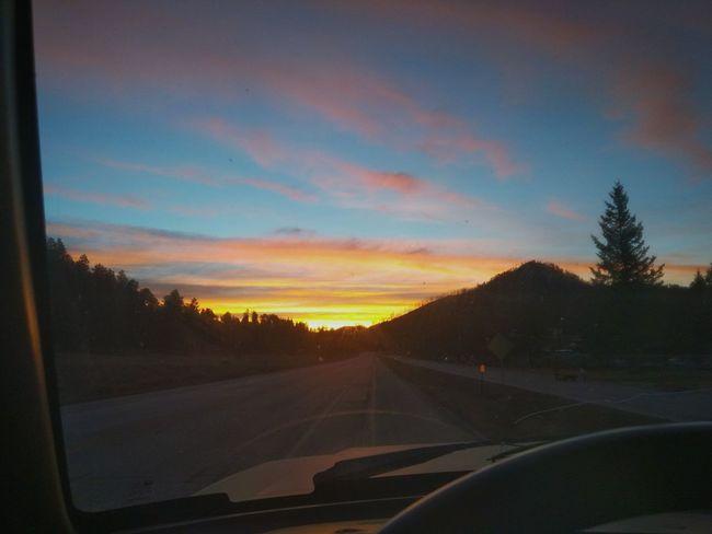 Blackhills SoDak Sunrise First Eyeem Photo