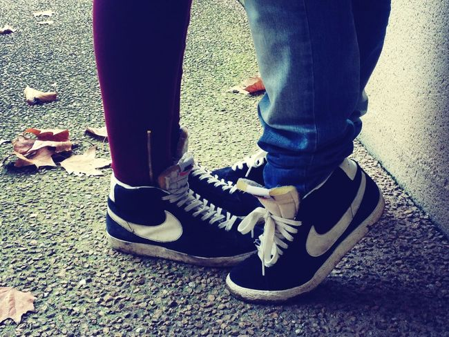 Bestfriend Love Doudou ❤ Nike