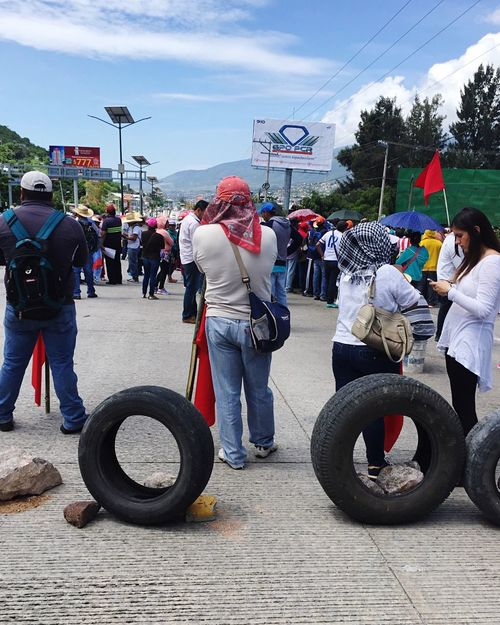 The OO Mission Manifestación Mexico Guerrero, México Maestros Teachers Paro Luchador Movimiento Social Social Photography Journalist People Together Two Is Better Than One