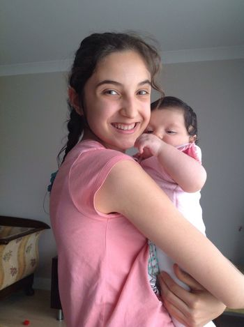 Me And My Cousin ♥ My Baby Girl <3 Pretty♡