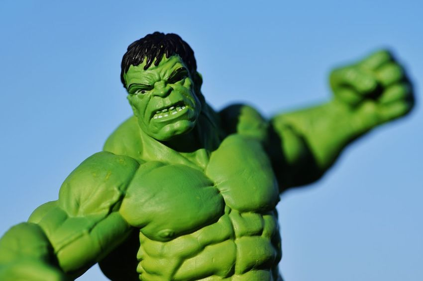 SCHLEICH Werbung - The Hulk Schleich Tiere Schleich Animals Schleich Figuart Toyphotography Figuarts Toys Toy Photography