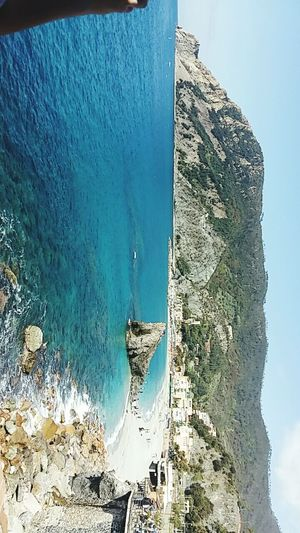 Sea Water Beach Day Outdoors Nature No People Blue Sky Beauty In Nature 5 Terre Italia 🇮🇹 Italy 5 Terre Nature Mountain Beauty In Nature High Angle View Landscape City Nautical Vessel UnderSea
