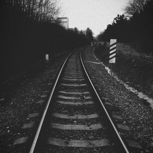 IPhoneography Railroad Iphoneonly #OldPicture