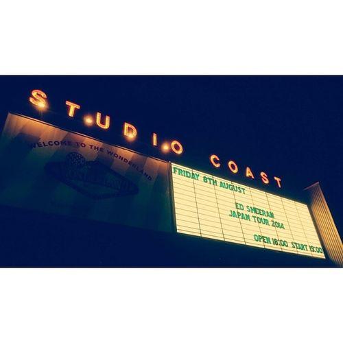 あー幸せ Edsheeran Multiply Tokyo Concert Gig Studiocoast