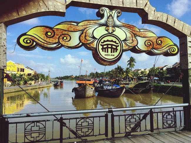 Sightseeing in Hoi An
