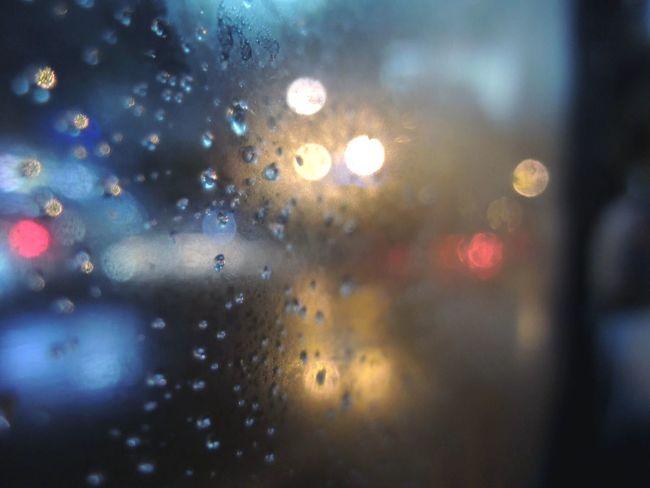 South Korea Ansan Rain Rainy Days Raindrops Raining Rainy Day RainDrop Bus
