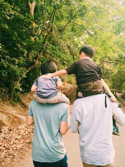 Snapshots Of Life Brotherhood Snap HongKong