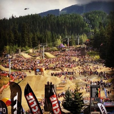 Red Bull Joy Ride, Whistler