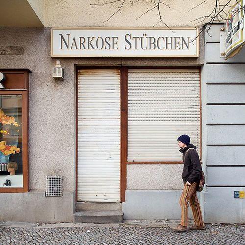 Schoeneberg Schöneberg Belzigerstrasse Berlinerspelunke Narkosestübchen