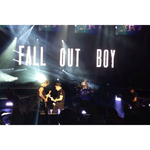 Fall Out Boy Monumentour