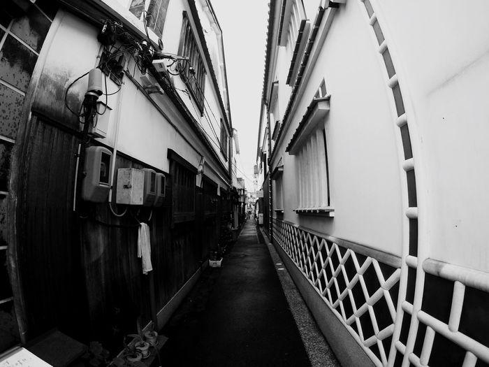 Japan Okayama Kurashiki Aesthetic Area Alley Gopro