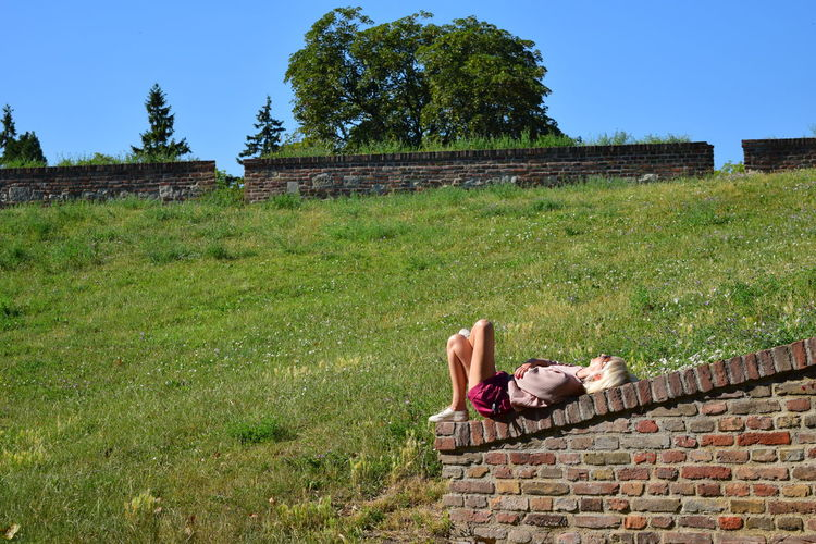 One Woman Only Lying Down Summer Sommergefühle Street Photography EyeEmBestPics EyeEm Best Shots Kalemegdan Park Kalemekdan Breathing Space Belgrade,Serbia Belgrade Calemegdan Resting Contemplating Your Ticket To Europe Mix Yourself A Good Time Lost In The Landscape Second Acts Perspectives On Nature Be. Ready. EyeEm Ready   An Eye For Travel Love Yourself Colour Your Horizn Press For Progress Stories From The City Go Higher Inner Power Summer Exploratorium Adventures In The City Focus On The Story #FREIHEITBERLIN Modern Hospitality The Street Photographer - 2018 EyeEm Awards The Traveler - 2018 EyeEm Awards Urban Fashion Jungle