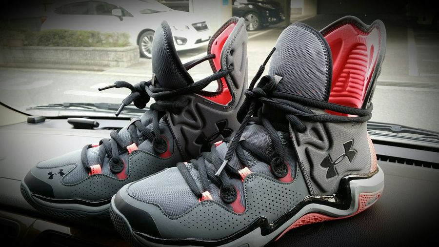 I LOVE UA♥ アンダーアーマー UA New Shoes