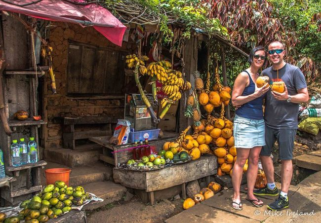 Fruit and coconut water stop, Kandy, Sri Lanka Two People Full Length Market Adults Only Mature Adult Standing Fruit Men Outdoors Adult Mature Men Freshness Healthy Eating People Day Nature Only Men Sri Lanka EyeEm Best Shots EyeEmNewHere