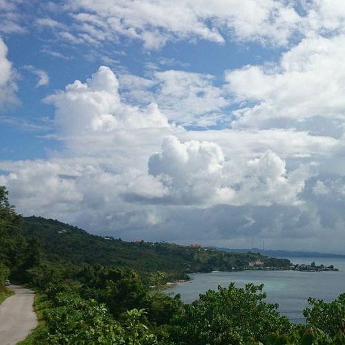 Salakan city from KM9. Beautiful isn't?? Banggai Centralsulawesi Nofilter Instanusantara travelindonesia xperiaz2 sonydetails