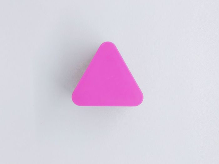 Up arrow Pink Pink Color Pink Triangle Youtube YouTube Logo Up Up Arrow Upload Upload Now Upper Triangle Shape Triangles ▲ Triangle, Shape, Concept, Object, Geometric, Triangles Triangle Love White Background Flavored Ice Studio Shot Pink Color Close-up Triangle Shape Pyramid Shape Pyramid Egyptian Culture Ancient Egyptian Culture Geometric Shape Triangle Colorful Shape High Voltage Sign Pink Background