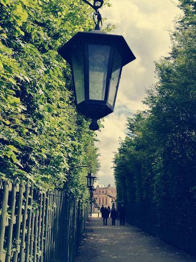 Outdoors Faros En VERSAILLES Paris ❤