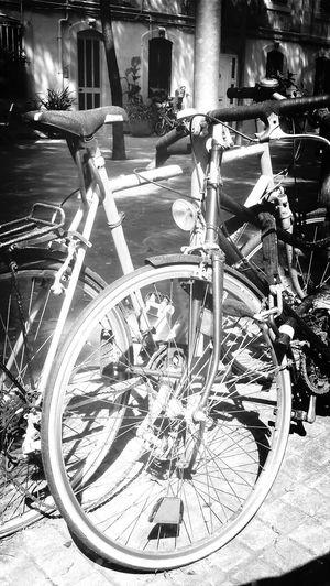 Blackandwhite Bike Streetphotography Blackandwhite Photography