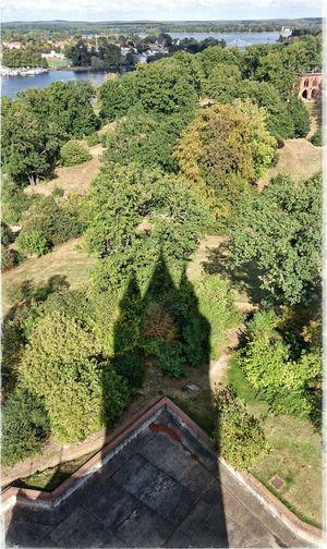 Heute den Flatowturm erkundet Flatow Tower Babelsberger Park Türmchen Castleporn Babelsberg Potsdam Potsdam Sightseeing Shadowplay Shadow