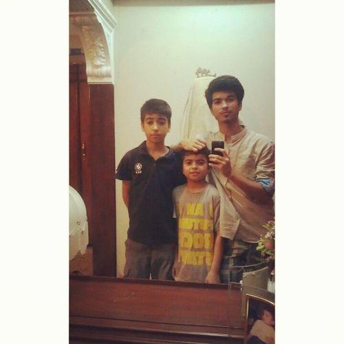 Mybrother LoveYouBros Brothers SmallBro LoveBro Handsomebro Nauraizkm Shahzainkm