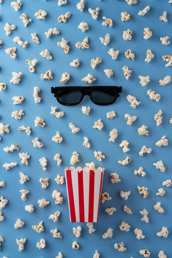 Popcorn and 3D