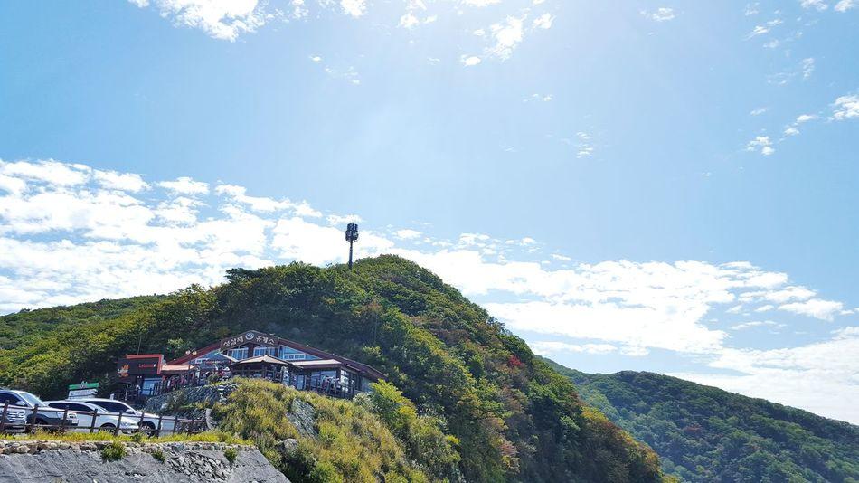 지리산 Mt. Jiri Jirisan Jirisan Mountain Mountain View