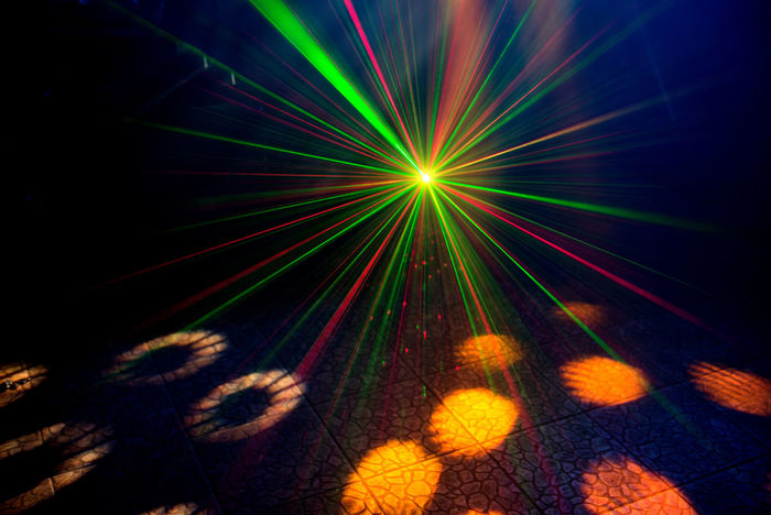 Backgrounds Circles Of Light Close-up Colorful Concert Concert Lights Disco Bar Disco Lights Entertainment Event Floor Flooring Horizontal Horizontal Symmetry Illuminated Multi Colored Night Night Life No People Outdoors Party Party - Social Event Party Time Pub Vacations Neon Life