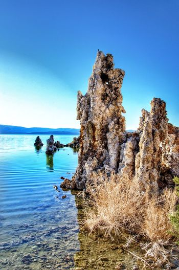 Tufas at Mono