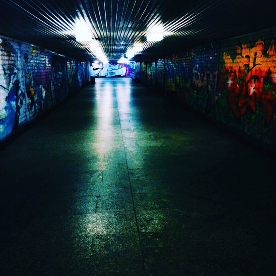 Underground Sadplace Schoolway